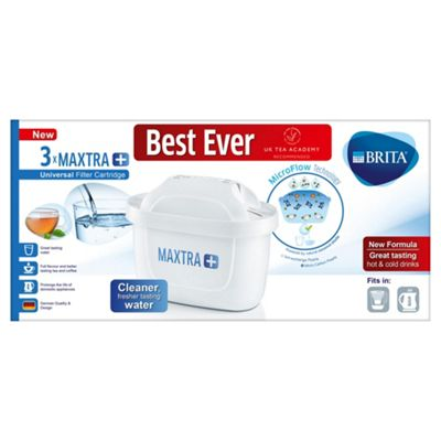 Brita Maxtra Plus Cartridges 3pk