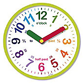 LULUWALL CLOCK GREEN