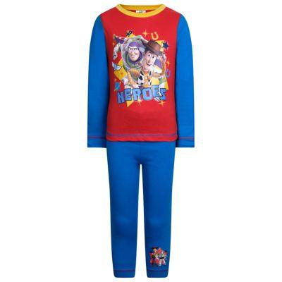 Disney Toy Story Toddler Boys Pyjamas Red 18-24 Months