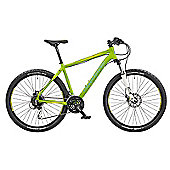 "Claud Butler Alpina 2.7 17"" Green Performance Mountain Bike"