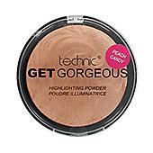 Technic Get Gorgeous Highlighting Powder 12g-Peach Candy