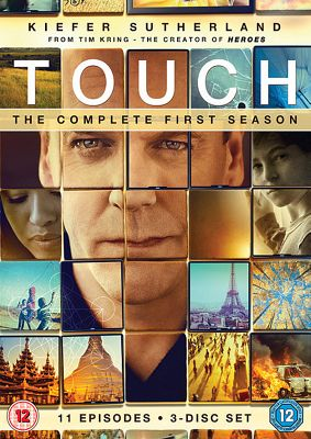Touch - Series 1 (DVD Boxset)