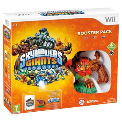 Skylanders Giants - Booster Pack Wii