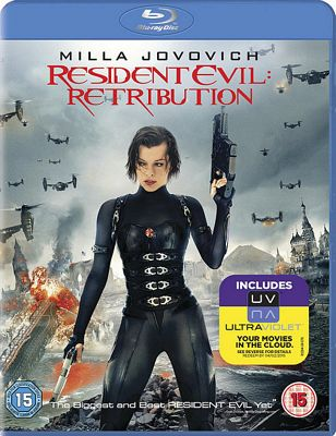 Resident Evil - Retribution (Blu Ray)