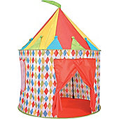 Circus Pop Up Play Tent