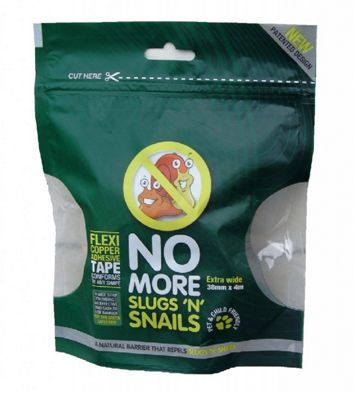 Agralan HT101 No More Slugs-N-Snails - Copper Barrier Tape