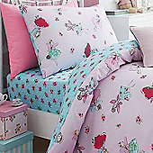 Catherine Lansfield Fairies Toddler Fitted Sheet