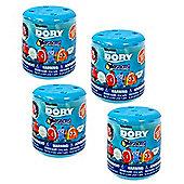 Disney Finding Dory Series 1 Mashems Set of 4 Random Figures