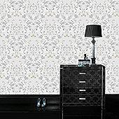 Superfresco Abigail Wallpaper - Dove