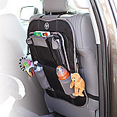 Prince Lionheart Car Back Seat Organiser - Black/Grey