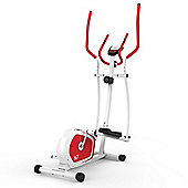 RevXtreme Vibe Magnetic Elliptical Cross Trainer Red