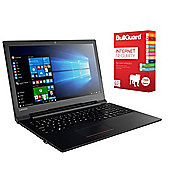 "Lenovo V110-15ISK 15.6"" Laptop With BullGuard Internet Security"