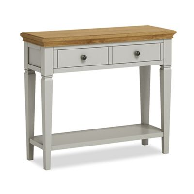Normandy Painted Console Table - Hall Table