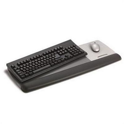3M Gel Wrist Rest Platform Grey
