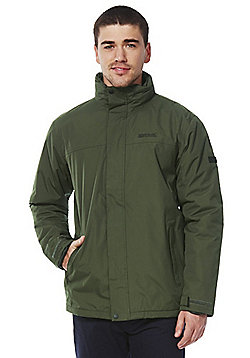 Regatta Mens Hesper Waterproof Jacket - Bottle green