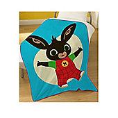 Bing Bunny Fleece Blanket Throw