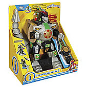 Imaginext Green Ranger & Dragonzord