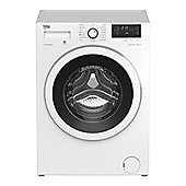 Beko WY85242GB Washing Machine 8kg Load 1500rpm Spin A+++ Energy White
