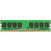 Kingston ValueRAM 2GB 800MHz DDR2-SDRAM Unbuffered Non-ECC CL6 DIMM Memory Module