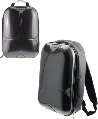 Navitech Hard Shell Action Camera Backpack For Action Cameras and Accessories