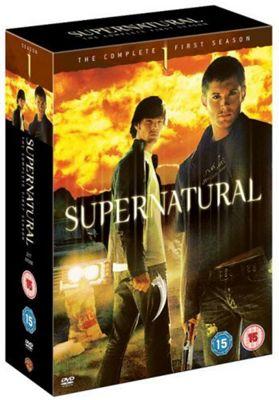 Supernatural Season 1 (DVD Boxset)