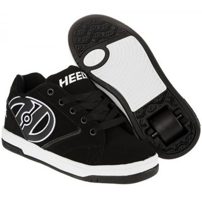 Heelys Propel 2.0 - Black/White - Size - Junior UK 13
