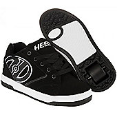 Heelys Propel 2.0 - Black/White - Size - Junior UK 13