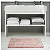 Fox & Ivy Egyptian Cotton Bathroom Textiles - Pink