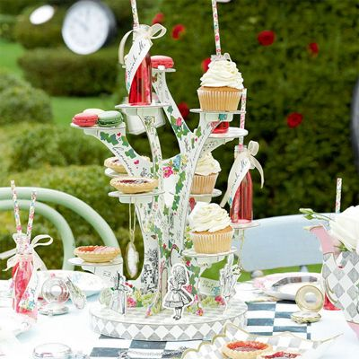 Truly Alice Cake Stand