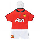 Manchester United FC Car Mini Kit Home & Away
