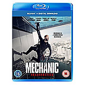 Mechanic - Resurrection Blu-ray