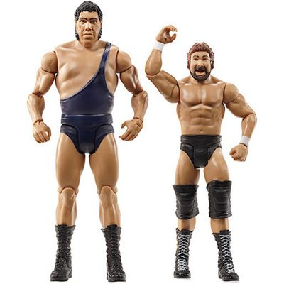 WWE Wrestlemania 2-Pack - Andre the Giant & Million Dollar Man