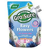 Gro sure easy flowers pastel colour mix 1.5 kg