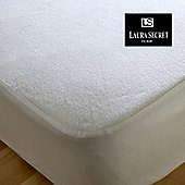 Laura Secret King Terry Towelling Waterproof Mattress Protector