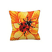 Collection D Art Gerbera Cushion Kit
