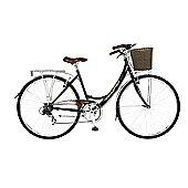 """16"""" Viking Prelude 7-Speed Ladies' Bike, Black"""