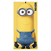 Despicable Me Minions Kevin Towel