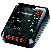 BLACK+DECKER 18v 1A Charger