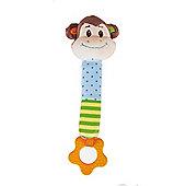 Bigjigs Toys Cheeky Monkey Squeaker