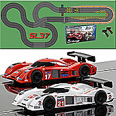 SCALEXTRIC Set SL37 JadlamRacing Layout with C1368 & 2 Cars