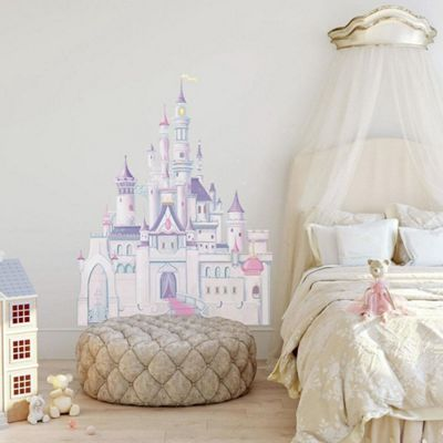 Disney Princess Castle Wall Stickers