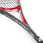 MANTIS Pro 115 Squash Racket Advanced Player with Cover 100% HM Carbon