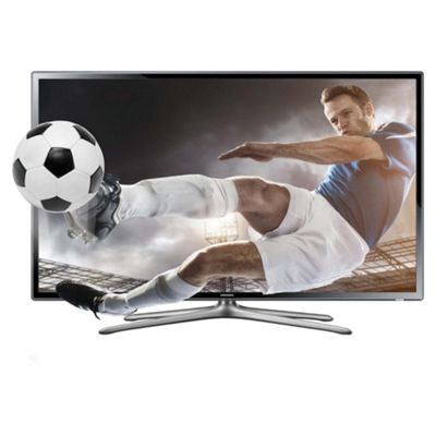 Samsung UE32F6100 32 Inch 3D Full HD 1080p LED TV With Freeview HD