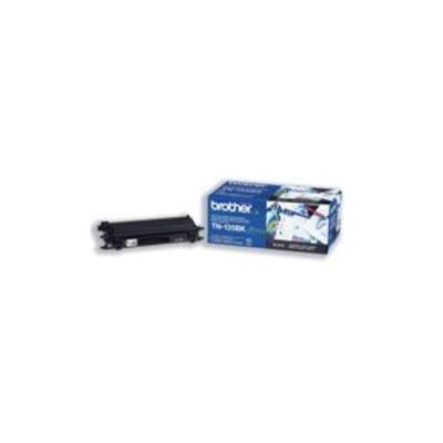 Brother TN-135BK Black Toner Cartridge (Yield 5000 Pages) for HL-4040CN/HL-4050DN/HL-4070CW
