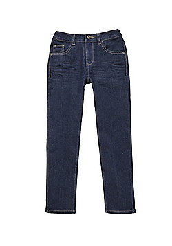 F&F Skinny Stretch Jeans - Indigo wash