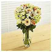 Peach Syllabub Bouquet
