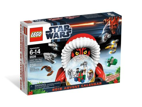 LEGO Star Wars Advent Calendar 9509
