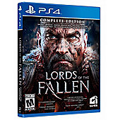 Lords of the Fallen Complete Edition PS4 Game