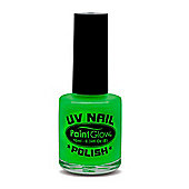 Paintglow UV Nail Polish Green