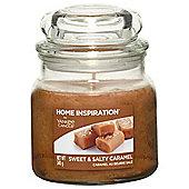 Yankee Candle Sweet Salty Caramel Medium Jar
